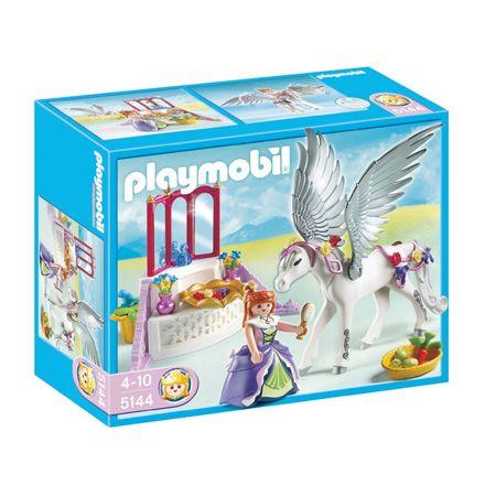 Playmobil Magic Castle - Pegasus with Princess and Vanity by Playmobil - $21.95