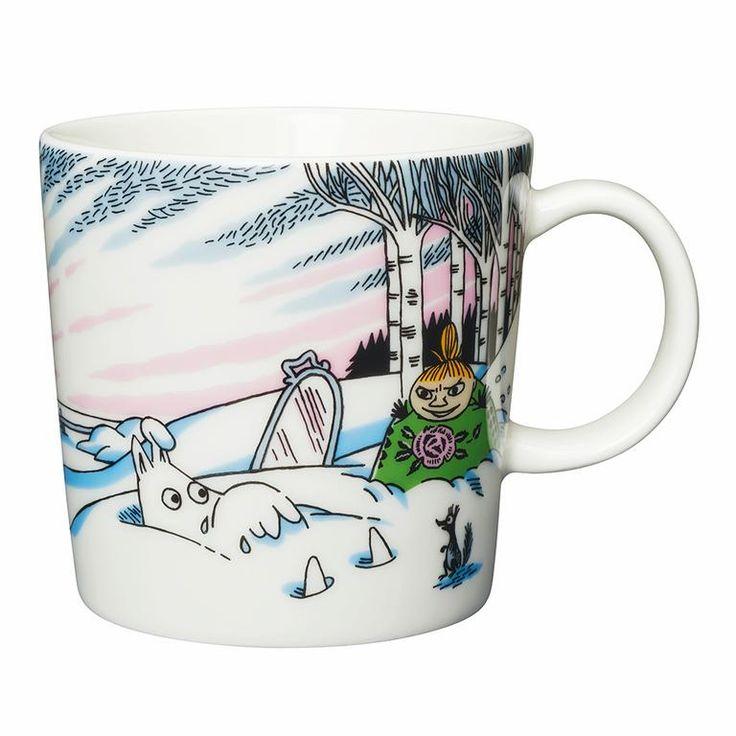 Moomin Winter mug 2017 - Spring winter - The Official Moomin Shop