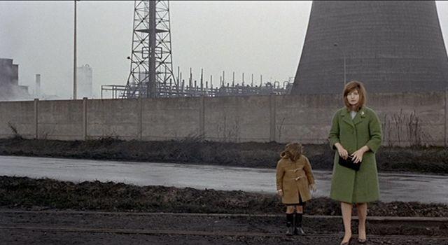 FILM FRIDAYS: IL DESERTO ROSSO/THE RED DESERT ITALY 1964.