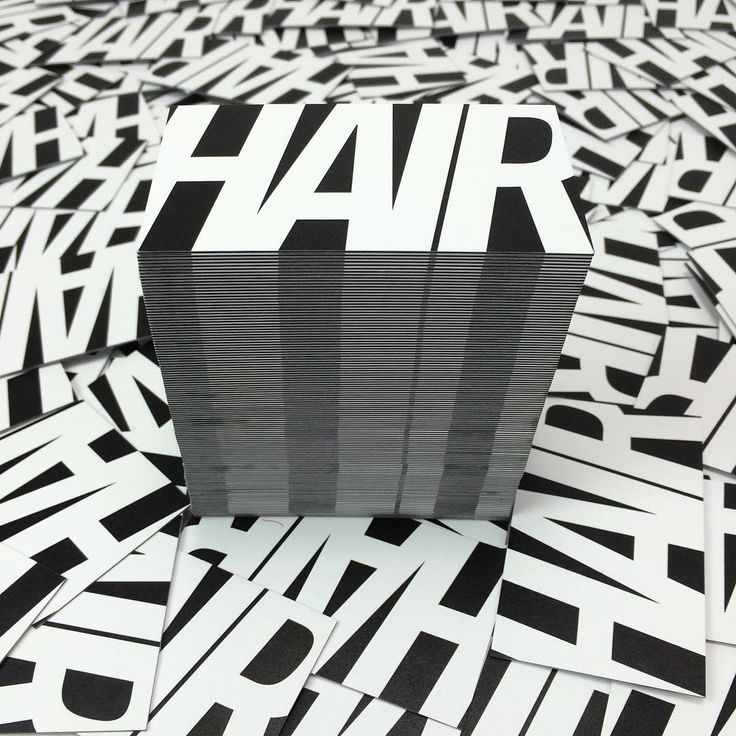 JUST 'DO IT.   32pt Multi-Layered business cards for Life & Colour salon in Vancouver, BC