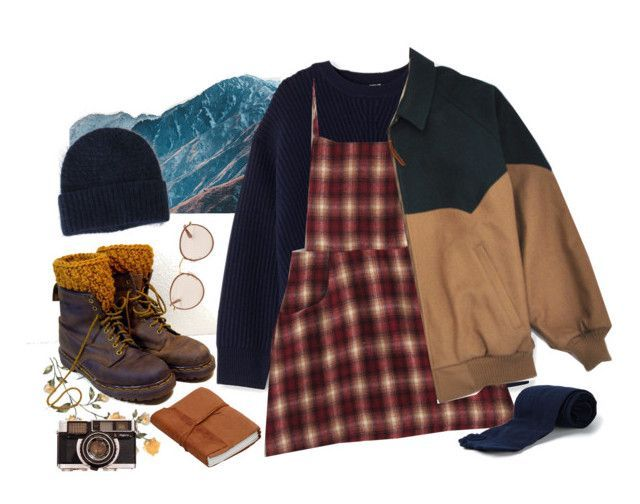 wanderer by paper-freckles ❤ liked on Polyvore featuring Acne Studios, Ray-Ban and Biba