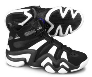 KB8 (Crazy 8) Adidas - Kobe\u0027s first signature shoe with Adidas. Great bubble