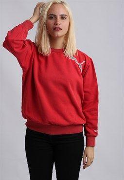 Vintage 90s Puma  Sweatshirt