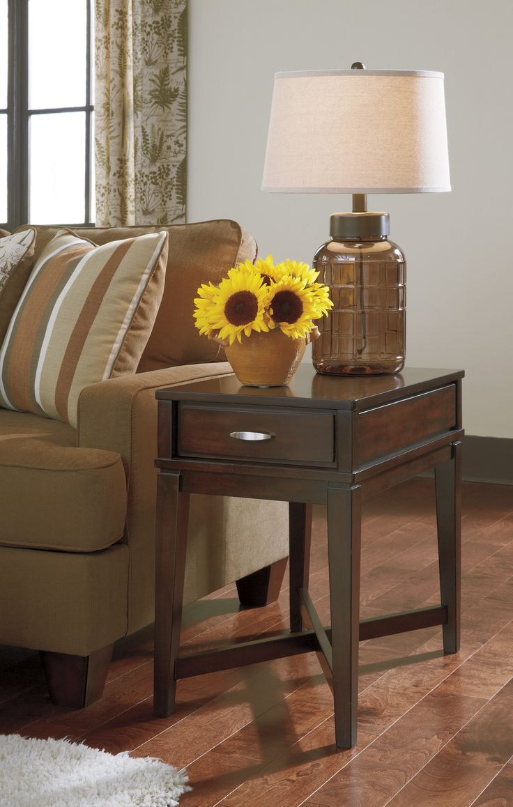 Dinelli Square End Table By Ashley Furniture At Kensington