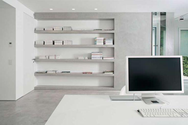 Librerie dal design contemporaneo - Librerie in cartongesso dal design contemporaneo per arredare casa con stile e funzionalità.