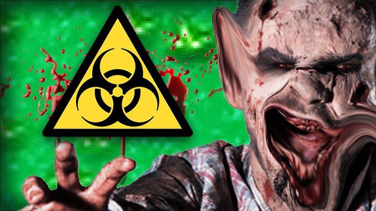 NASTIEST ZOMBIE EVER   Zombie Party w/Danothemano