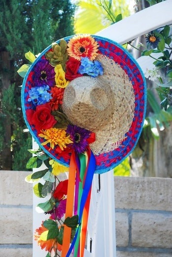 ❥ M E X I C O ❤ Viva La Fiesta | Sombrero Decor