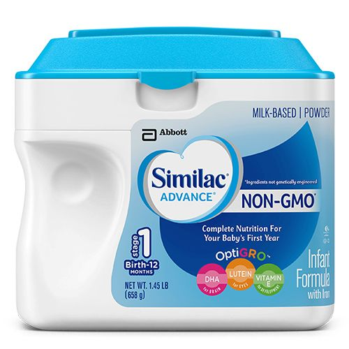 Similac Advance Non-GMO Infant Formula