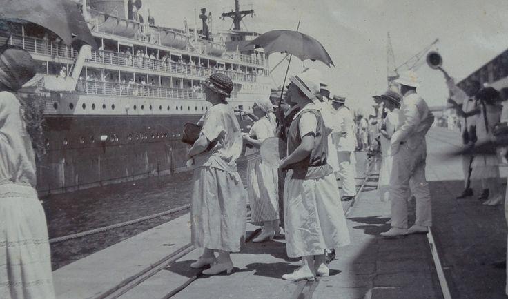 Tanjung Priok, Batavia ca. 1920 | by pandora4image