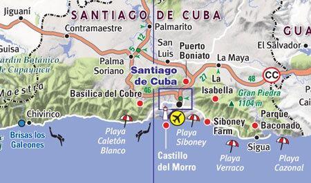 In Cuba, Maps Make a Comeback - The Atlantic