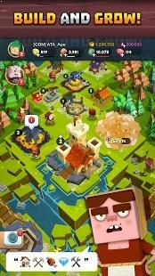 Goblins! Skeletons! People with weird Moustaches! Battle them all in this real-time strategy mobile MMO!