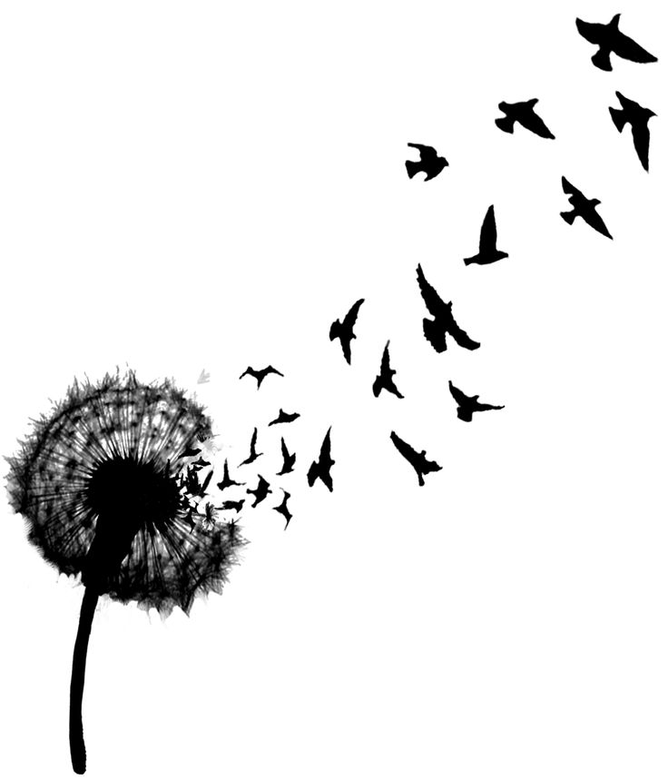 26 Dandelion Tattoo Designs Ideas