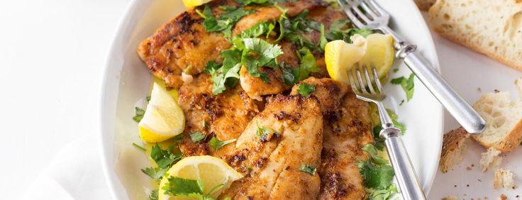 Ryba marinovaná v citrusové šťávě