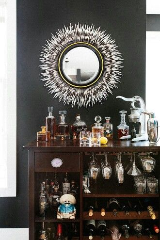 Mer enn 25 bra ideer om Hausbar theke på Pinterest Garasjebar - theke für wohnzimmer