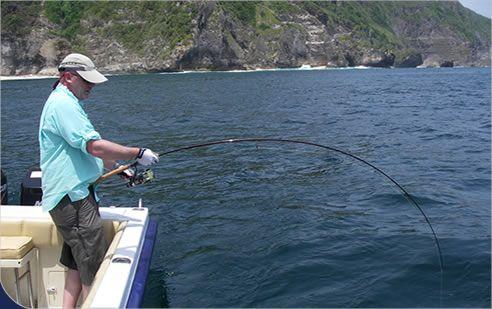 fishing bali