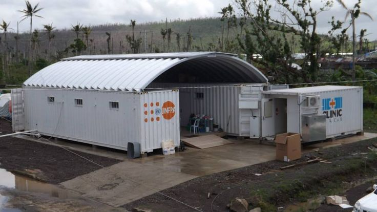 Shipping Container Cover Feature Projects Steel Master