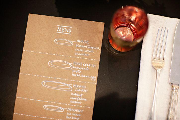 Dinner Party Menu: Menu Design, Dinners Parties Menu, Menu Cards, Dinners Menu, Ideas Entertaining Gifts, Sunday Suppers, Parties Ideas, Menu Ideas, Xmas Cards
