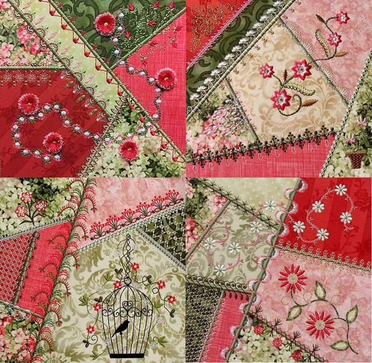 17 Best Images About Machine Embroidery Ith On