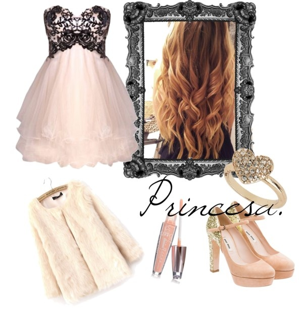 """7rincess"" by marsf96 on Polyvore"