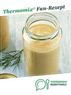 Salatsoße Schmand-Joghurt von berna03. Ein Thermomix ® Rezept aus der Kategorie Saucen/Dips/Brotaufstriche auf www.rezeptwelt.de, der Thermomix ® Community.