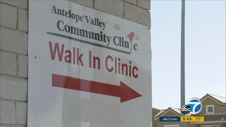 Patients at Antelope Valley clinic fear new GOP health bill could mean loss of insurance