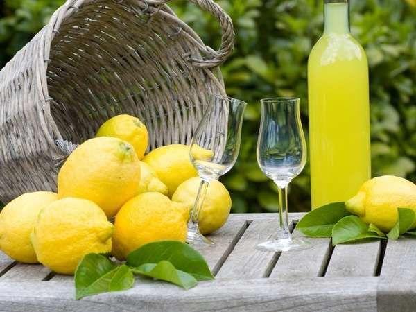 Как приготовить настоящее итальянское лимончелло (Limoncello) в домашних условиях