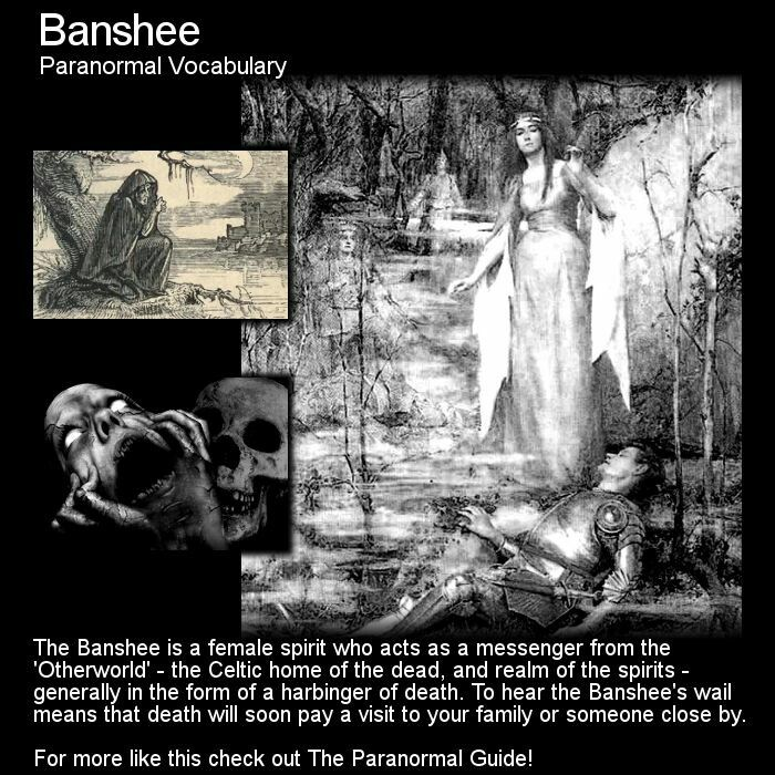 """the ghost story of the banshee essay Where does the word 'ghost' come from, anyway  the history behind 8  halloween words 'wraith', 'banshee', and other haunting words  ralph waldo  emerson used it famously in his essay """"self-reliance"""": """"a foolish consistency is  the."""