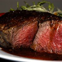Filet of Beef with Gorgonzola Sauce by The Barefoot Contessa