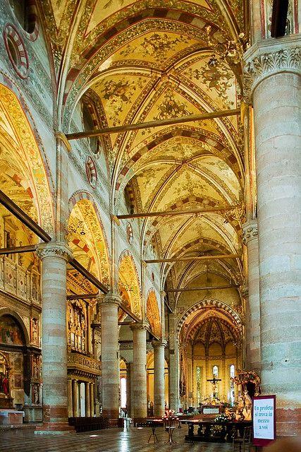 Verona: Santa Anastasia