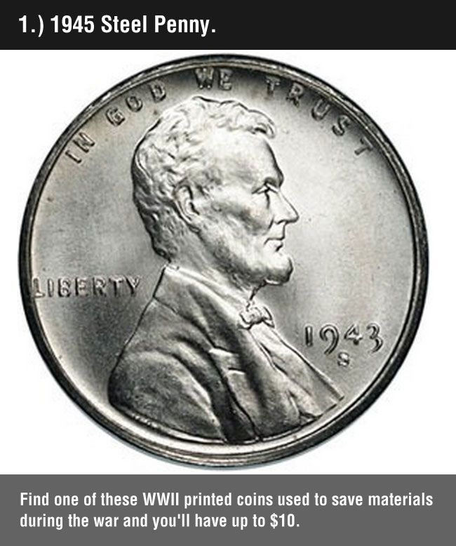 Good to know info on coins.  Who knows when a rare one will show up.