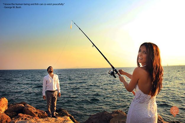 How to catch a husband! #wedding #photography #summer
