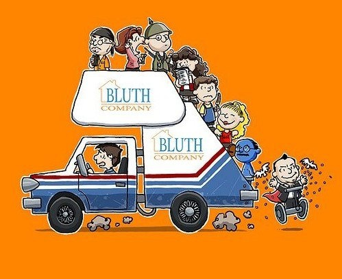 The Bluth Family Peanuts