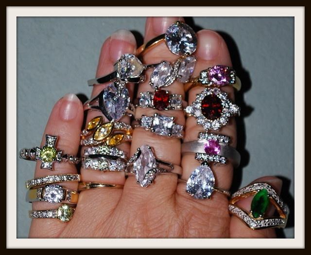 Diamond Candles Rings Perhanda Fasa