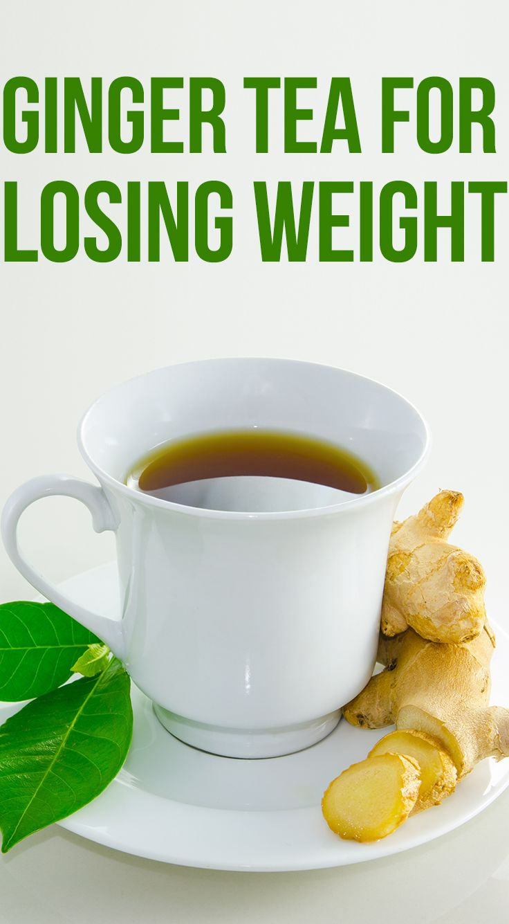 best ginger tea to lose weight