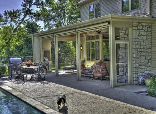 Building Screened Rooms: Creating Backyard