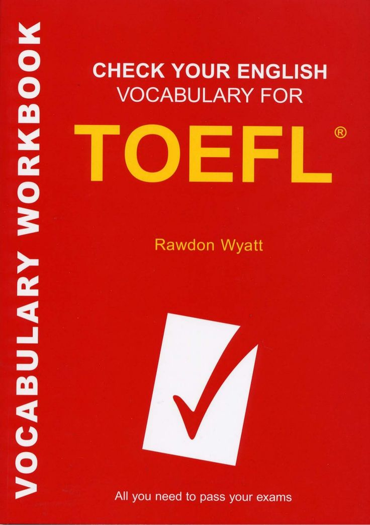 Check your english_vocabulary_for_toefl_3rd_edition_7898 by Thaibinh Nguyen via slideshare#learningenglish#toelf#book