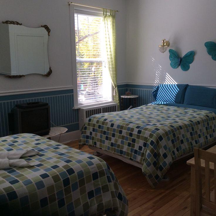 Une chambre dans notre Couette & Cafe au Centre Ville de Québec