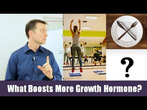 What Boosts More Growth Hormone: Intermittent Fasting or HIIT (High Intensity Interval Training)? - YouTube