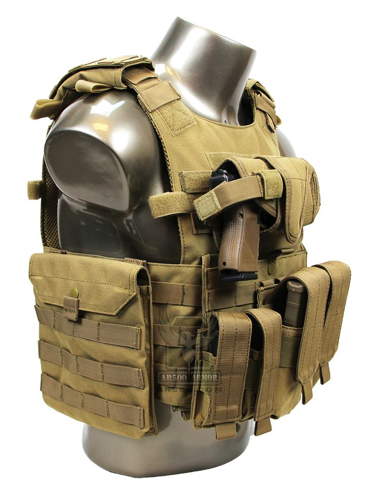New Quick Release Plate Carrier Package now available! Includes AR500 Armor®…