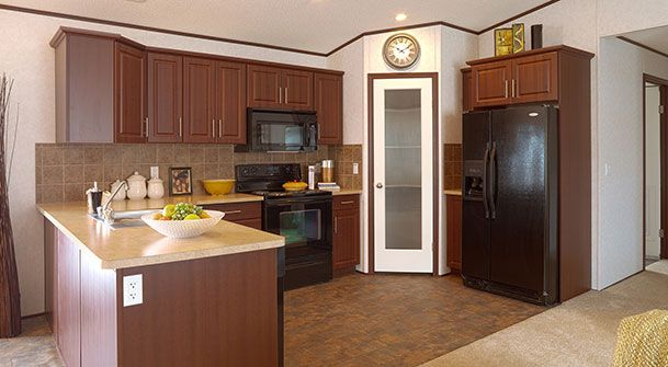 Interesting Way To Avoid Corner Cabinet Problem Build In A Floor To Ceiling Pantry Moduline