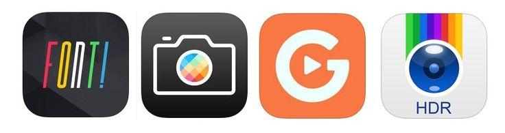 Descarga estas aplicaciones iOS de retoque fotográfico gratis - http://www.actualidadiphone.com/2014/12/21/descarga-estas-aplicaciones-ios-de-retoque-fotografico-gratis/