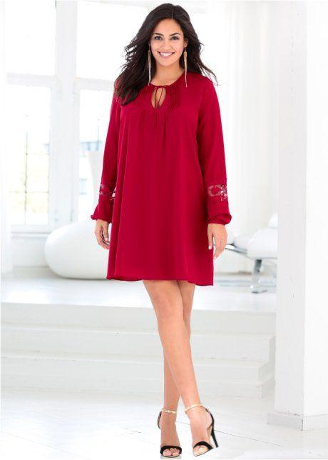 Платье в стиле хиппи, BODYFLIRT, цвет вечерней зари