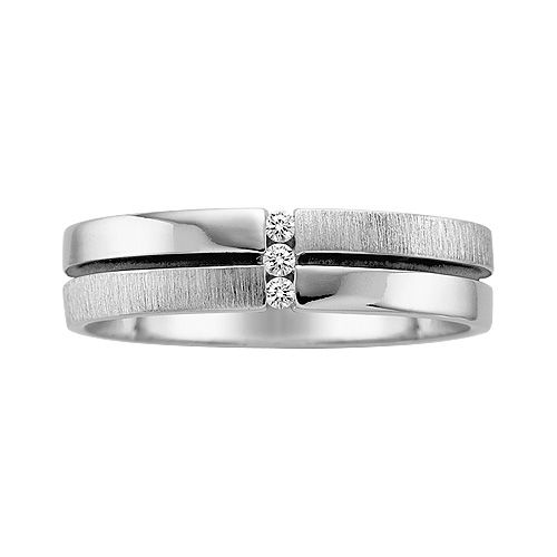 New Fred Meyer Jewelers Men us ct tw Diamond Ring
