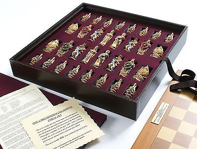 #Limited edition christopher #columbus #chess set  nr 415 of 1492  now very rare,  View more on the LINK: 	http://www.zeppy.io/product/gb/2/142228410087/