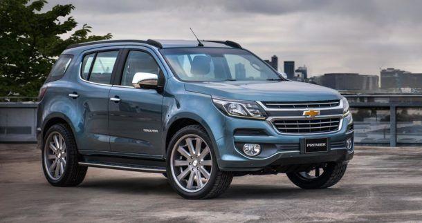 2018 Chevrolet Trailblazer SS Release date
