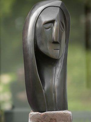 Ad van den Boom — sculptuur brons