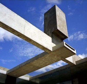Paulo Mendes da Rocha.   I don't know what this is, but I love it.