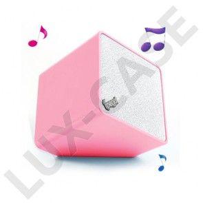 iPEGA Bluetooth Stereokaiutin Mikrofonilla (Pinkki)
