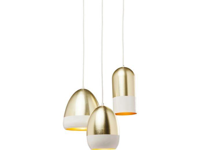 Lampa Wisząca Miami Vice Tre Kare Design