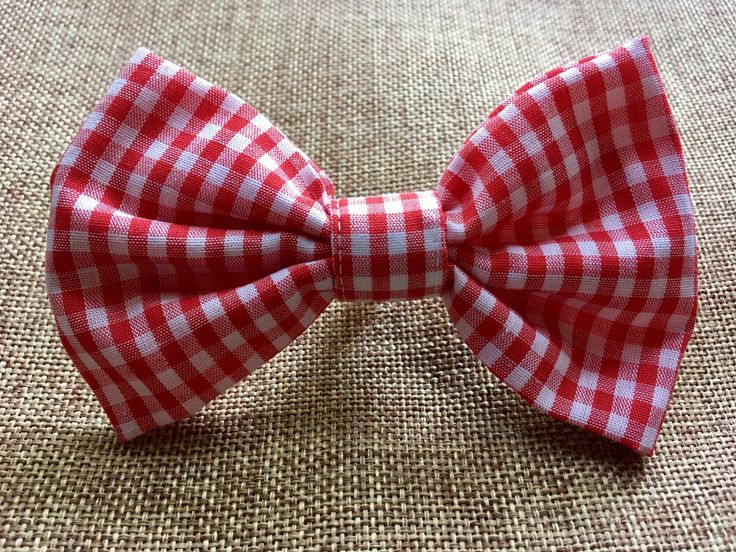 A personal favorite from my Etsy shop https://www.etsy.com/listing/525674770/large-dog-bow-tie-red-and-white-gingham